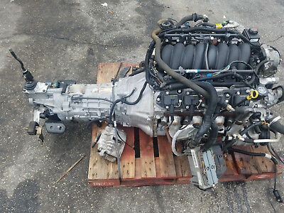 Ls1 Engine And Transmission For Sale