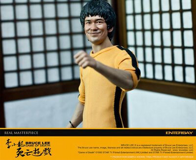 ENTERBAY Bruce Lee Game of Death Director Ver. + Second Original BODY