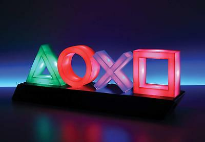 PlayStation Icons Light by Paladone Products LED Decor Lights NEW