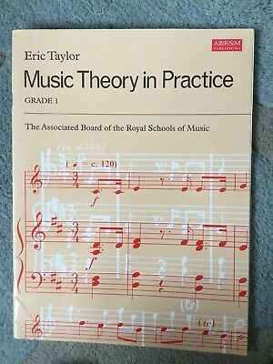 Music Theory in Practice: Grade 1 by Associated Board of the Royal Schools of...