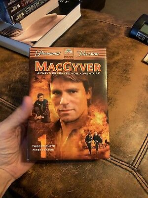 Macgyver The Complete First Season - Season 1