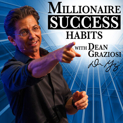 Millionaire Success Habits by Dean Graziosi (Hardcover)