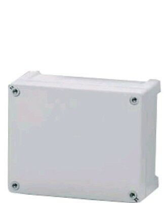 Firbox Plastic Enclosure, Utility Box, ABS, 191 mm, IP65, 107 mm