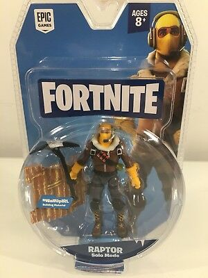 FORTNITE RAPTOR SOLO MODE EPIC GAMES JAZWARES BRAND NEW FACTORY SEALED