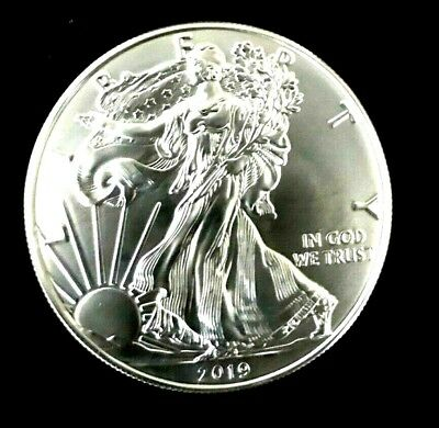 Special !!   Lot of 20 - 1 oz BU++ 2019 Silver US Eagles.   Add SH&I to orders.