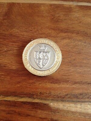 £2 Coin - 'Anniversary Of The Golden Guinea' - 2013 - Collectable - Two Pound