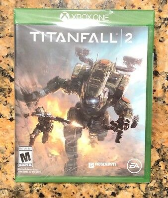 Titanfall 2 Xbox One XB1 Brand New Factory Sealed Fast Free Shipping