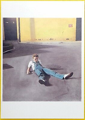 JAMES DEAN Post Card -- 1950s photograph (4¼ x 6 in.) New; out of print