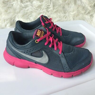 103a93c538a5 Nike Flex Experience RN2 Shoes Size 8 Gray Women s 599548-402 Running  Training