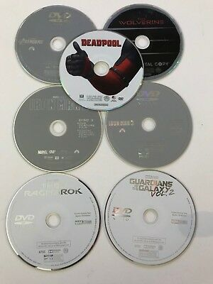 DVD Blowout - Disc ONLY - PLEASE READ