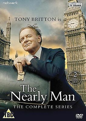 The Nearly Man The Complete Series Dvd Tony Britton New & Factory Sealed