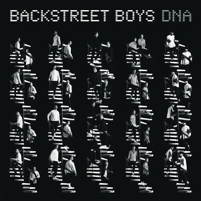 Backstreet Boys DNA CD NEW