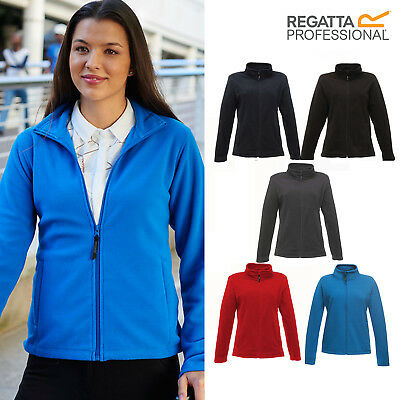 Regatta Professional Women's Full Zip Microfleece TRF565 - Ladies Warm Jacket