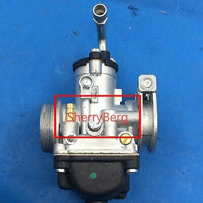 new carb carby moped/pocket carburetor PHBG21mm  copy from dellorto phbg 21  ad