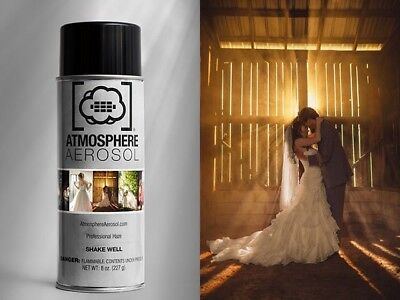 Atmosphere spray aerosol 300ml can - canned fog for photography