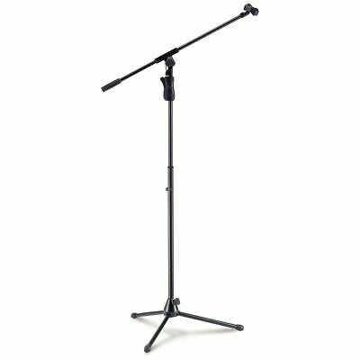 Hercules MS631B Mic Stand with EZ Grip, EZ Adaptor, EZ Boom And Tripod Base