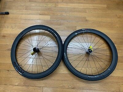 f6342a8aea8 NEW Roval C38 Tubeless Carbon Clincher Disc Brake Wheelset 100/142mm  Specialized