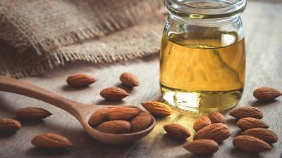Sweet Almond Oil 100% Pure Natural Cold Pressed Carrier Oil **Free UK Shipping**