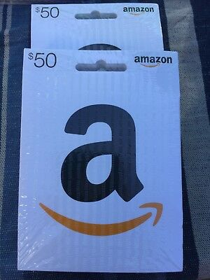 20 Unactivated $50 Amazon Gift Cards ZERO $0 VALUE-$50 Activation Per Card + Fee