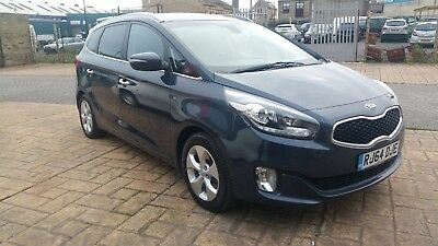 KIA Carens 1.7 CRDi 2 7 SEATS, £30 TAX 2015 new shape