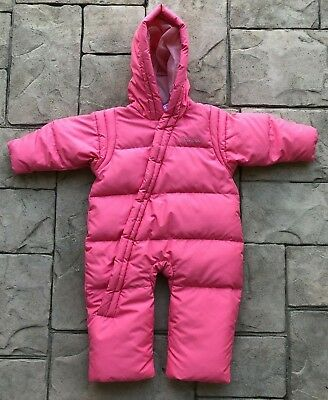 482c7b4a9 COLUMBIA SNOWSUIT TODDLER Size 18Months Very Nice! - $9.99 | PicClick