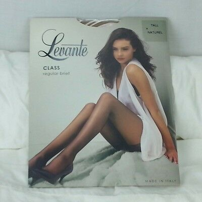 Levante Class Natural Tights, size Tall