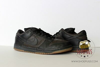 separation shoes 7e0ba 95ae2 2003 Nike Dunk Low Pro SB Ostrich sz 11.5 black   TRUSTED SELLER