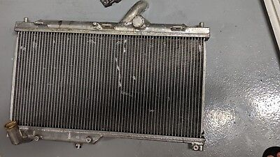 HH060644 Koyo HH Series 48mm Core Radiator for 93-95 Mazda RX7 FD3S
