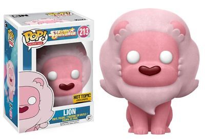 Funko Pop! Animation #213 Steven Universe Flocked Lion Hot Topic Exclusive