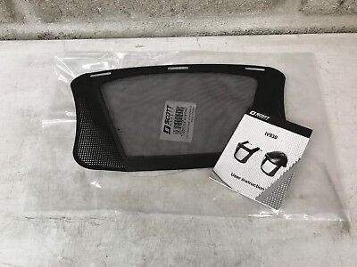 Scott Safety IV930 Visor Nylon Mesh Forestry 185mm Interchangeable