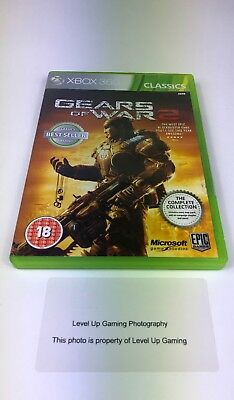 Gears of War 2 Xbox 360 UK PAL **FREE UK POSTAGE**