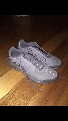 online store 527a5 1eee4 NIKE AIR MAX Plus Tn *RARE* - Wolf Grey US 13