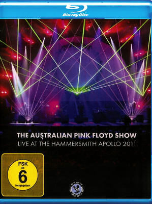 The Australian Pink Floyd Show Live At The Hammersmith Apollo 2011 Blu-Ray