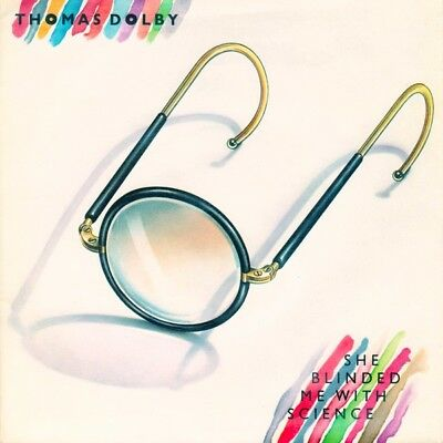Thomas Dolby She Blinded Me With Science Flying North 347