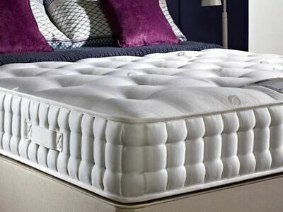 3000 Jupiter Tufted Pocket Sprung Mattress - FIRM MATTRESS 3ft 4ft 4ft6 5ft 6ft