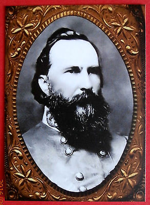 The Civil War Chronicles - Chase Card #CP9 - James Longstreet