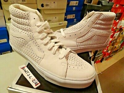 67683bf73d Vans Half Cab Pro Pyramid Country Size 8.5 Glow In The Dark VN0A38CPP9Q  White.