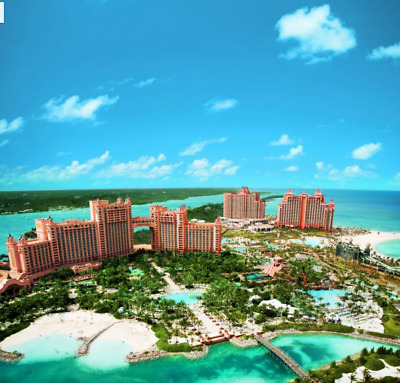 Harborside Resort at Atlantis - Annual Floating Week 48 - Bahamas