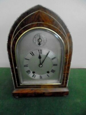 victorian bracket mantle clock