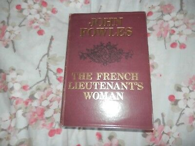 John Fowles The French Lieutenant's Woman 1st ed 1st print Jonathan Cape 1969