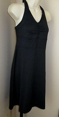 05b504a97548b6 Merrell Select Wick Cover Up Stretch Athletic Tennis Dress Black Size XS bp