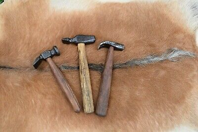 3 X 1890s  NORTHERN TERRITORY GOLDFIELD HAMMERS.