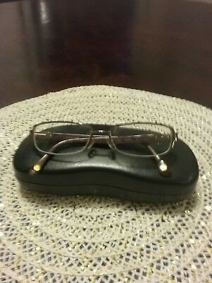 096646fa89 Michael Kors eyeglasses frame only brown tweed color   mk 417-223