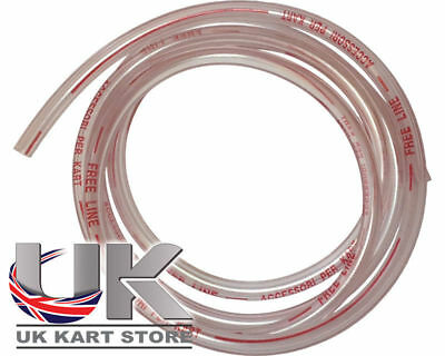 Freeline Benzina / Tubo Del Carburante 6mm x 100m UK Kart Store