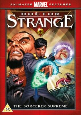 Doctor Strange (Re-sleeve) (DVD, 2007) *NEW/SEALED* 5055761908824, FREE P&P