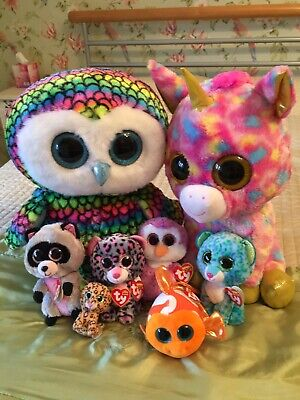 """2a328921dce TY BEANIE BOO Collectable Plush """"tabitha Cat"""" Teddy Toy - £4.99 ..."""