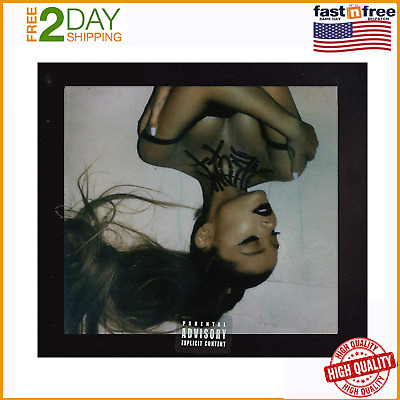 Ariana Grande - thank u, next (NEW CD ALBUM) FREE & FAST SHIPPING