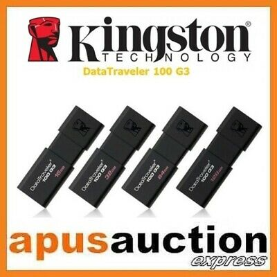 USB Flash Drive 3.0 Kingston DataTraveler Memory Stick 32GB 64GB 16GB 128GB 256G