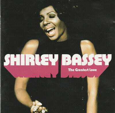 Shirley Bassey - The Greatest Love (CD)