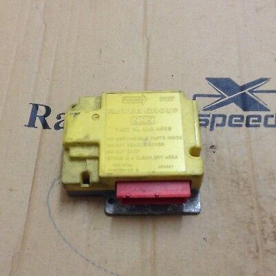 24 LAND ROVER RANGE ROVER P38 DISCOVERY 300 TDI SRS AIRBAG SYSTEM ECU AMR4905